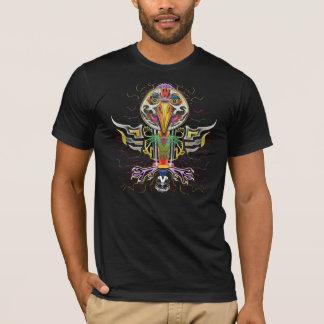Bristning av den Vanwizle fågeln T Shirt