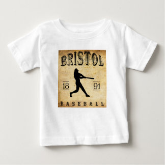 Bristol Connecticut baseball 1891 T Shirts
