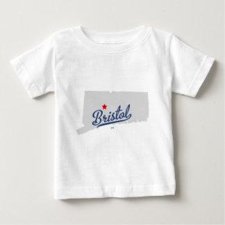 Bristol Connecticut CT skjorta T Shirt