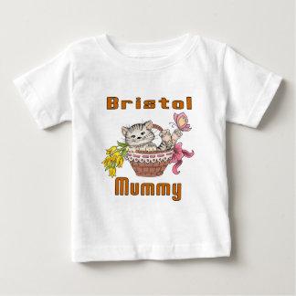 Bristol kattmamma t-shirts