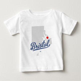 Bristol Rhode - skjorta för ö RI T-shirts