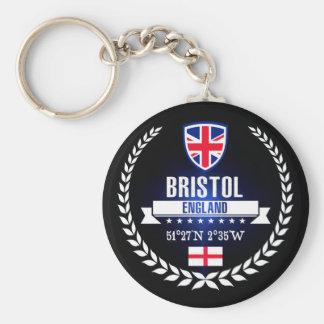 Bristol Rund Nyckelring