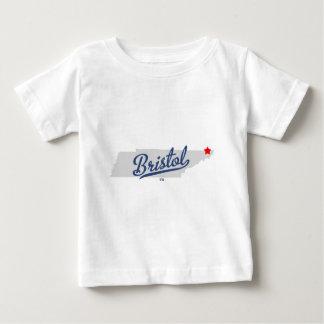 Bristol Tennessee TN skjorta T-shirt