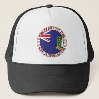 British Virgin Islands störstalag Keps