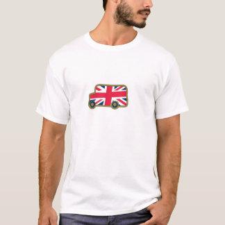 Brittisk buss för T-tröja Tee Shirts
