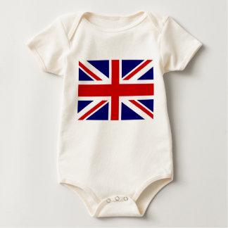 Brittisk design för jack för flaggabarnkläder | body