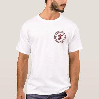 Brittisk drakelogotyp tshirts