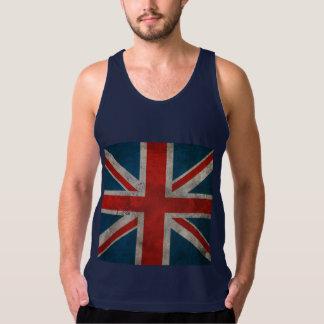 Brittisk facklig jack tanktop