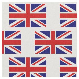 Brittisk facklig textil för tyg för