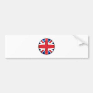 BRITTISK FLAGGA BILDEKAL