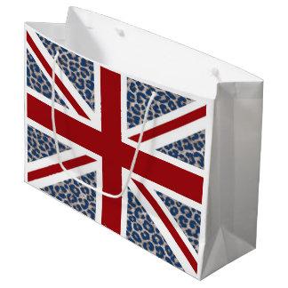 Brittisk flagga för facklig jack med