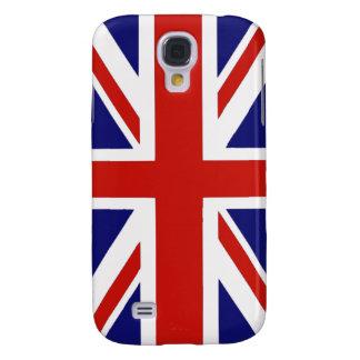 Brittisk flagga galaxy s4 fodral