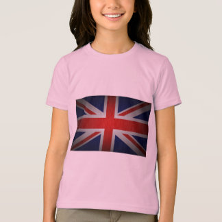 Brittisk flagga t shirt