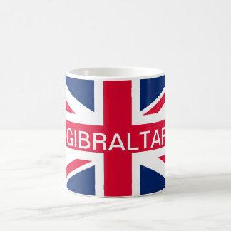Brittisk flaggaGibraltar mugg