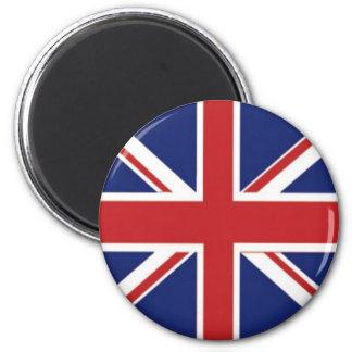 Brittisk flaggamagnet magnet