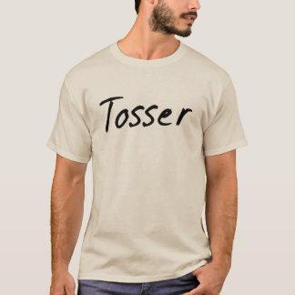Brittisk humor för Tosser Wanker T Shirt