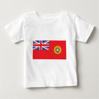 Brittisk Indien flagga T-shirt