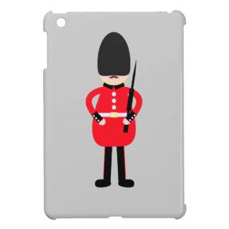 Brittisk soldat iPad mini mobil skydd