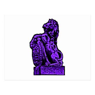 Brittiska Emblemhästlilor den MUSEUMZazzle gåvan Vykort