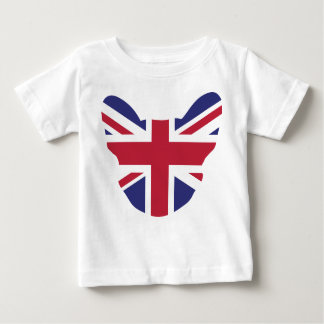 Brittiska Frenchie T Shirt