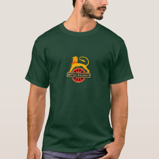 Brittiska järnvägar tee shirts