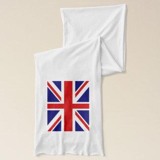 Brittiskt tryck för sjal för jack för flaggascarfs