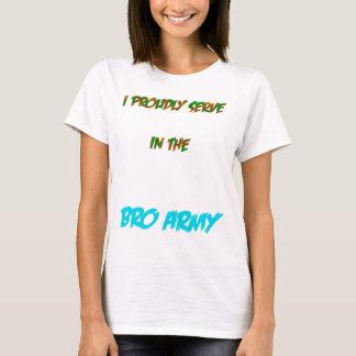 Bro armé tee shirts