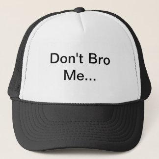 Bro hatt truckerkeps