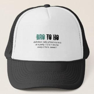 Bro Ho förhållande Truckerkeps