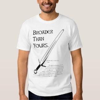 Broadesword T-tröja T Shirt