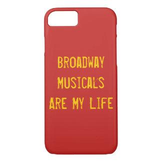 Broadway musikaler är min liviphone case