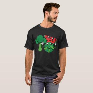 Broccoli, vattenmelon och Bryssel grodd T Shirt