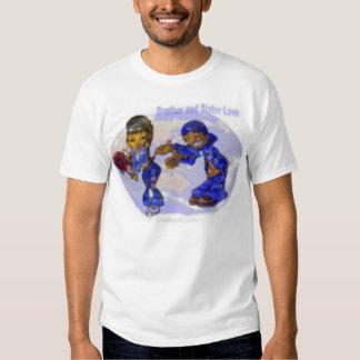 Broder-Syster kärlek Tee Shirts