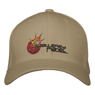 Broderad hatt