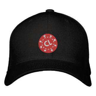Broderad hatt för chip Leader®