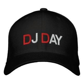 Broderad hatt för DJ DAG