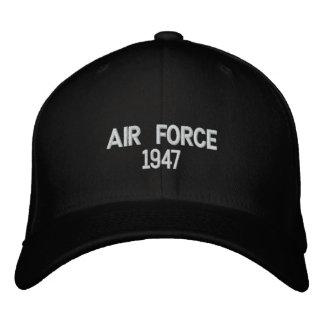 Broderad hatt för flygvapen 1947