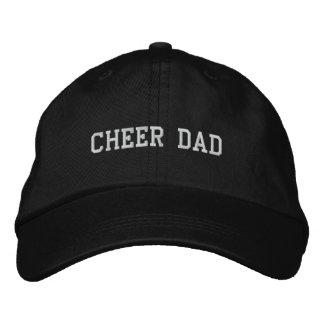 Broderad hatt för JUBEL PAPPA