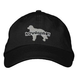 Broderad hatt för Silhouette Hovawart Broderad Keps