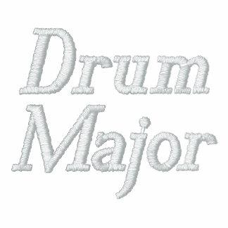 Broderad musik trummar ha som huvudämne hoodien broderad pullover hoodie