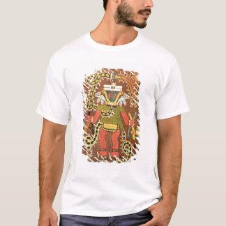 Broderad mythological figur, Paracas Necropoli T Shirt