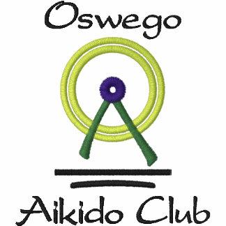Broderad Oswego Aikido T