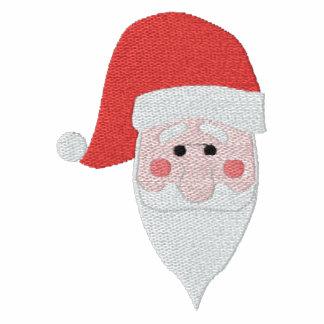 Broderad Santa T-tröja