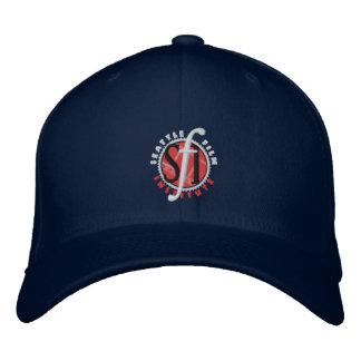 Broderad SFI-hatt Kepa