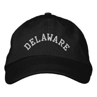 Broderat Delaware statligt Broderad Keps
