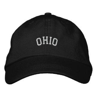 Broderat Ohio statligt Hatt