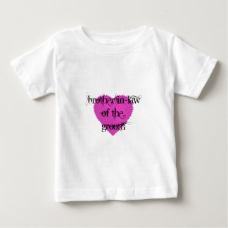 BroderI-Lag av brudgummen T-shirt