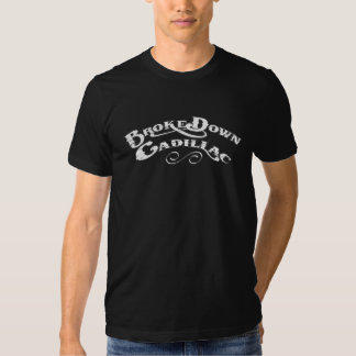 Brokedown Cadillac officiellT-tröja T Shirt