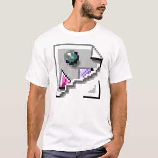 brokenimage tee shirt