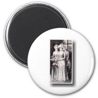 Bröllop 1800 magnet